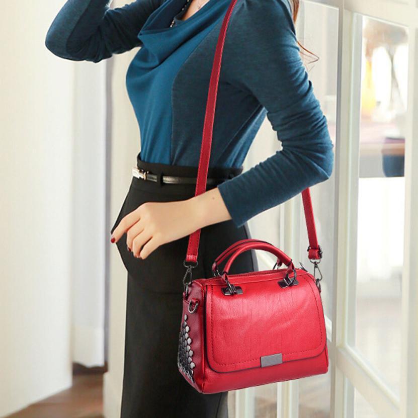 Molave Shoulder Bag new high quality Leather Fashion Crossbody Handbag Satchels Messenger shoulder bag women FEB27