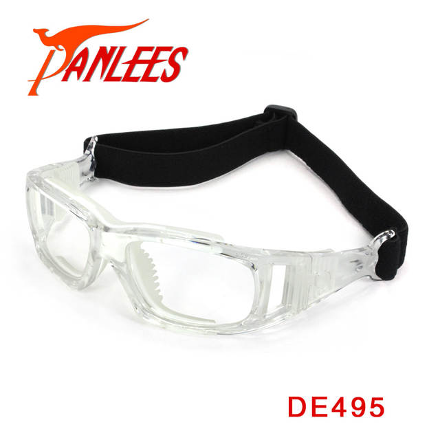 78ff9300a9 placeholder High Quality ball Goggles Good Handball Volleyball Glasses Hard  Temple PC Prescription Optical Lens Glasses