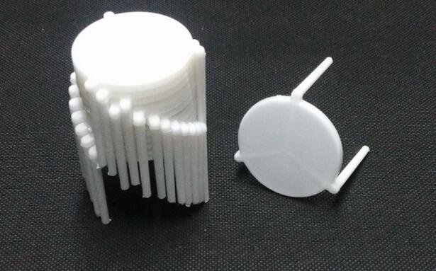 1000pcs Plastic Pizza Tripod Disposable Pizza Holder 2pc dentist disposable cup storage holder plastic holder for dental chair 2color
