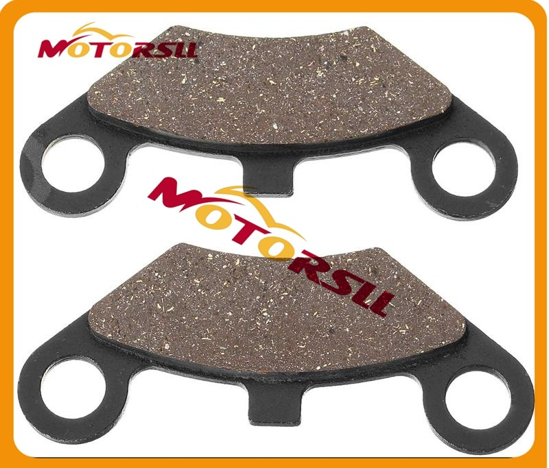 2PCS Front Brake Pad For CF Moto /CFMoto /CF500 500 500CC /CF600 600 600CC X5 X6 X8 U5 ATV UTV /Shineary front left and front right and rear brake pad of cf moto cf650nk modl year 2013