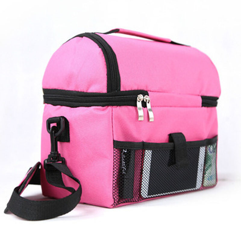 Chiziyo Portable Lunch Picnic Thermal Insulated Bag Ice