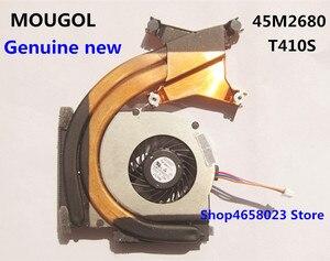 MOUGOL Genuine For Lenovo ThinkPad T410S Laptop Cpu Cooling Fan Heatsink 45M2680 45M2678