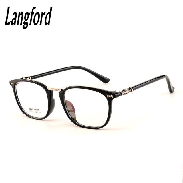 Lentes de la vendimia marco completo gafas Hipster monturas diseños ...