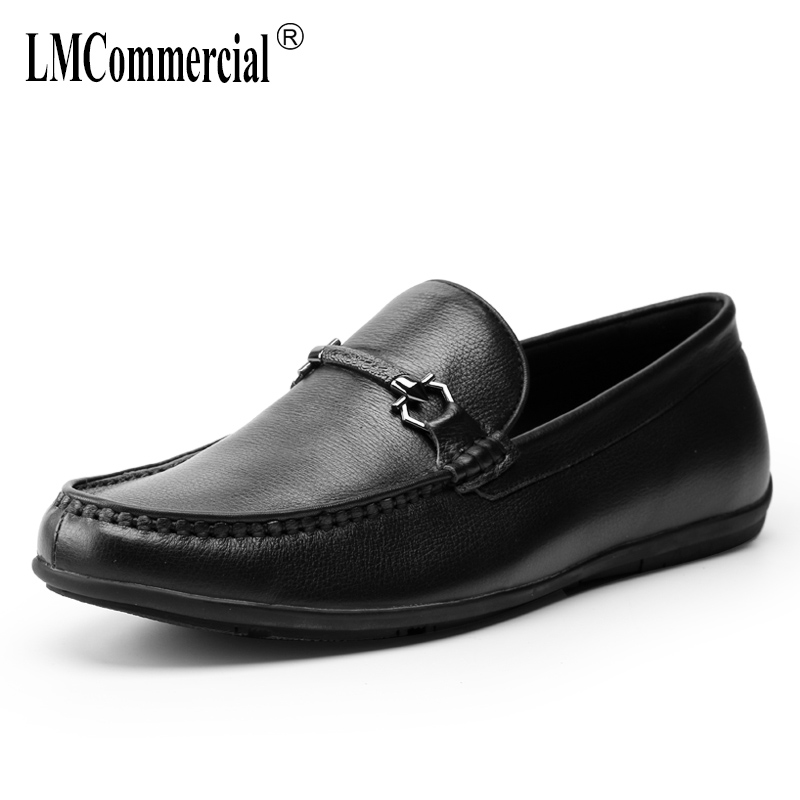 men's Doug shoes spring and autumn summer lazy loafer men shoes men Genuine leather driving shoes male British retro cowhide spring and autumn summer british retro men s lazy doug shoes loafer shoes men driving shoes male leisure driving casual cowhide