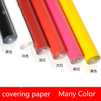 Model airplane skin paper, PVE thermal shrinkage paper, model airplane parts, heat shrinkable film paster 32cm