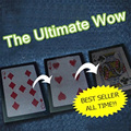 The Ultimate Wow 3.0 version / Change Twice Ultimate Exchange Magic Tricks Magic Props Free shipping new arrival 400magic