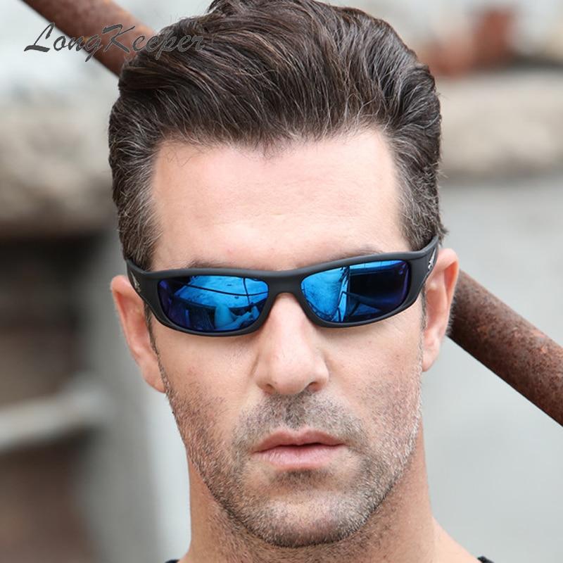 826221ed2ece9 Venda quente HD Óculos Polarizados Óculos de Sol Mulheres UV400 óculos de  sol Preto do Quadro de Esportes Dos Óculos de Sol Dos Homens Da Marca  Designer ...