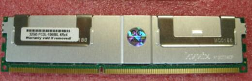 Memory 90Y3105 32GB 4R x4 PC3L-10600R X3650M4 DDR3 1333MHz one year warranty