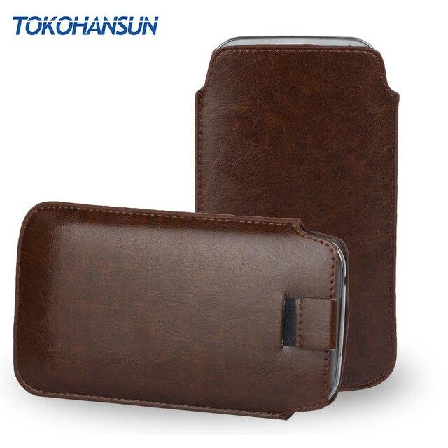 For BLU Studio M LTE S0230UU / G2 S010Q For BLU Studio G HD LTE / C 8+8 S270Q PU Leather Phone Bag Case 13 Colors Pouch