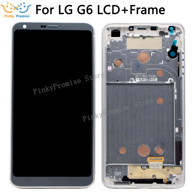 5 7 LCD For LG G6 Display Touch Screen Digitizer For LG G6 LCD Display G6