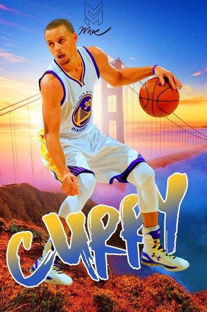 18896 Stephen Curry Golden State Warriors Nba Basketball
