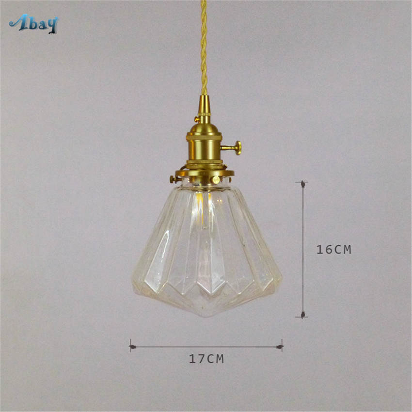 japan Brass pattern glass pendant lights for living room kitchen bar retro dining room hanging lamp home deco led light fixturesjapan Brass pattern glass pendant lights for living room kitchen bar retro dining room hanging lamp home deco led light fixtures