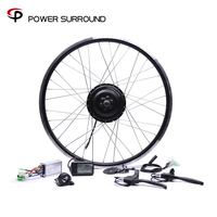 New Sale Electric Bicycle 36v250w Bafang Front/rear Bike Conversion Kit Brushless Hub Motors 20'' 26'' 28'' Motor Wheel