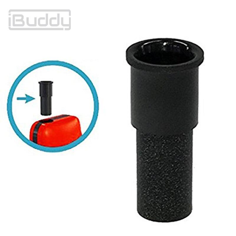 D'origine iBuddy Chauffage Bâton Titulaire Vaporisateur Accessoires pour iBuddy i1 1800 mAh Batterie Chauffée E-Cigarette Herbe Sèche Vaporisateur Kit