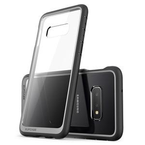 Image 1 - SUPCASE For Samsung Galaxy S10e Case 5.8 inch UB Style Premium Hybrid TPU Bumper Protective Clear Case For Galaxy S10e (2019)