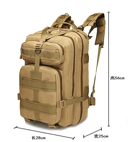 Sports, outdoor mountaineering, large 3P bag, travel backpack, camping army  bag, tactical Backpack HOT SELL . NO 1