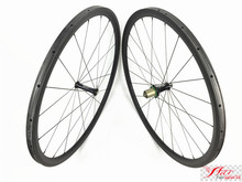 Farsports FSC30-TM-25 Extralite hub 30mm 25mm Chinese super light tubular carbon wheel 30, UD carbon basalt braking bike wheel