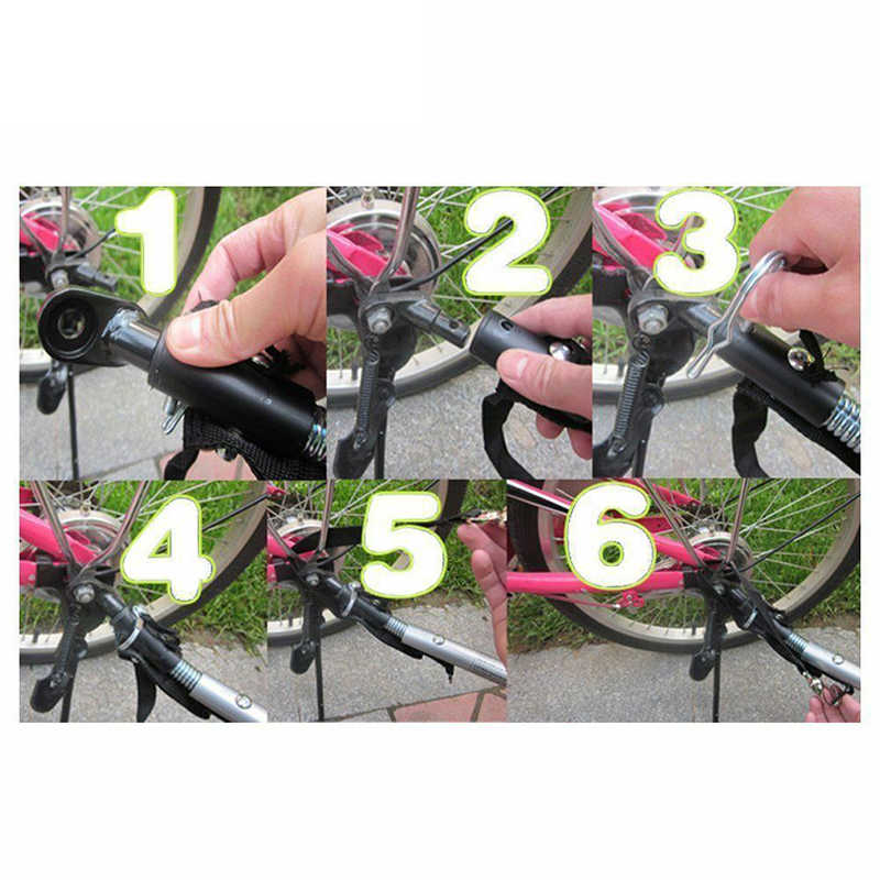 Bicycle Trailer Hitch Mount Adapter Rear Replacement Axle Bike Accessory Moped