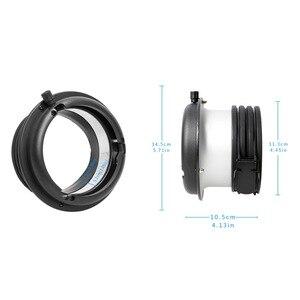 Image 3 - Speedring Adattatore Profoto Testa per Bowens Mount Converter Per Softbox Snoot Beauty Dish Accessori Per Lilluminazione da Studio Fotografia