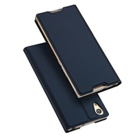 DUX DUCIS Brand Flip Cover For Sony Xperia L1 Case PU Leather Card Slot Stand Wallet