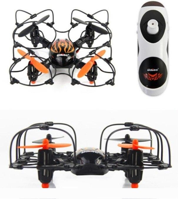 Vente chaude U830 Mini rc UFO drone jouet avec détection de la main télécommande 2.4G 4CH télécommande ufo soucoupe volante avec 6-axis gyro