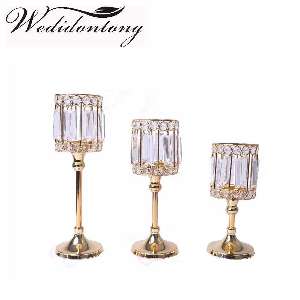 Pillar Indoor Flower Stand Wedding Candle Holder Wholesale Iron ...