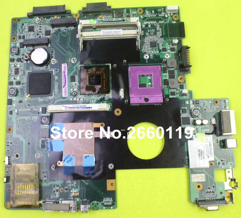 ФОТО 100% Working Laptop Motherboard For Asus M50S X55SR Main Board Fully Tested and Cheap Shipping