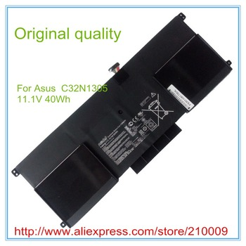 11.1V 50WH original new C32N1305 battery for  UX301LA C32N1305 Replacement batteries Free shipping