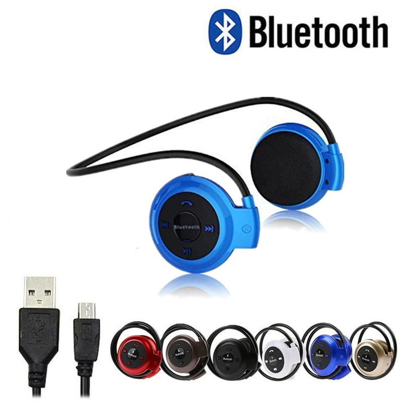 FGHGF New sports Bluetooth MP3 Player 8GB 32GB Play 30 hours with Bluetooth headset FM Radio Audio Player Portable Walkman