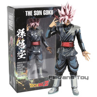 Dragon Ball Z SMSD Super Saiyan Rose Son Goku Manga Dimensions PVC Figure Model Collection Figurine Toy