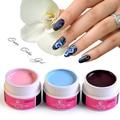 Fengshangmei dibujo pintura de Gel UV 60 colores Diseño de Arte de uñas Color puro Gel de pintura para uñas 1 a 30