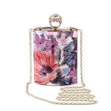 Fingerring Rhines Abend Handtaschen Luxus Rosa Tasche Formen Parfüm Flasche Frauen Geldbeutel Pu-leder Messenger Handtaschen
