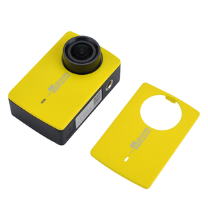 Image 3 - Repair parts panel Camera dive DV Protective cover Case For xiaomi yi 2 4K 4K+ Sport action camera accessories