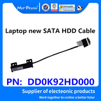 MAD DRAGON Brand Laptop new HDD cable SATA HDD hard drive cable connector For K92 8BR 003SM 3C DD0K92HD000