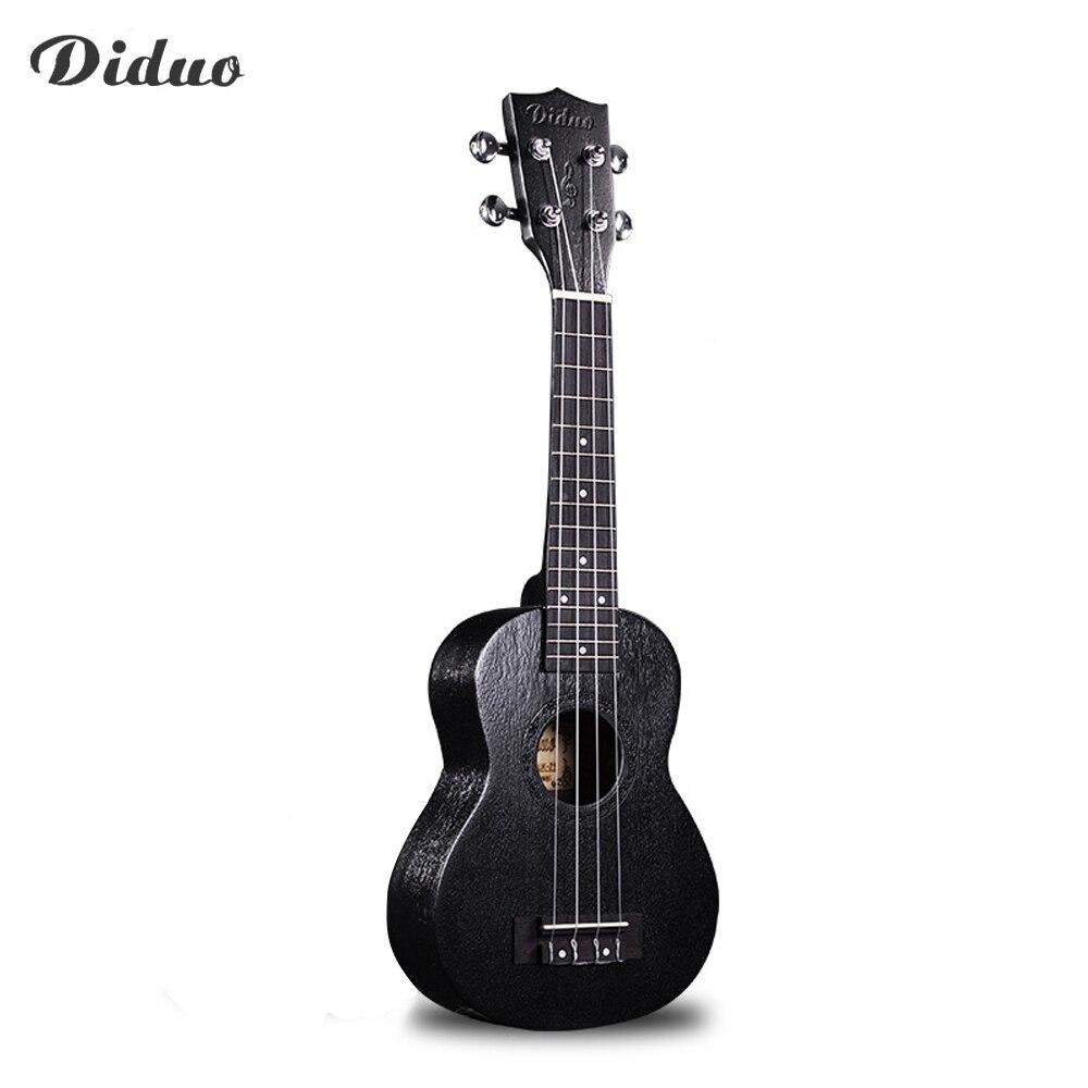 23 21 pouces noir ukulélé Concert électrique Ukelele Soprano Hawaii guitare Mini guitare Instrument de musique 2019 nouveau cadeau UK2335