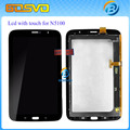Black white touch screen digitizer lcd display assembly For Samsung for Galaxy Note 8.0 N5100 N5120 LTE 3G version + Track No.