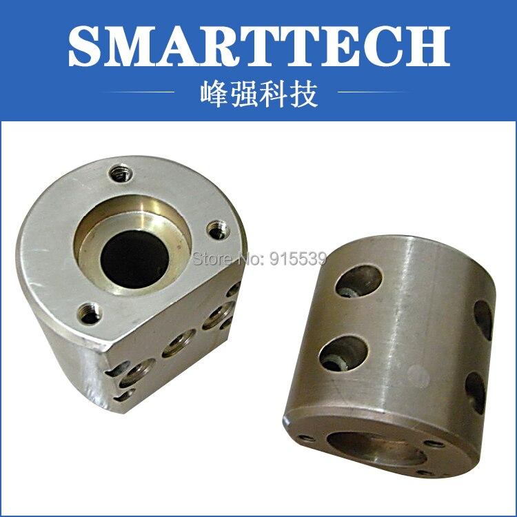 Precision aluminum CNC prototyping,CNC milling service цена и фото