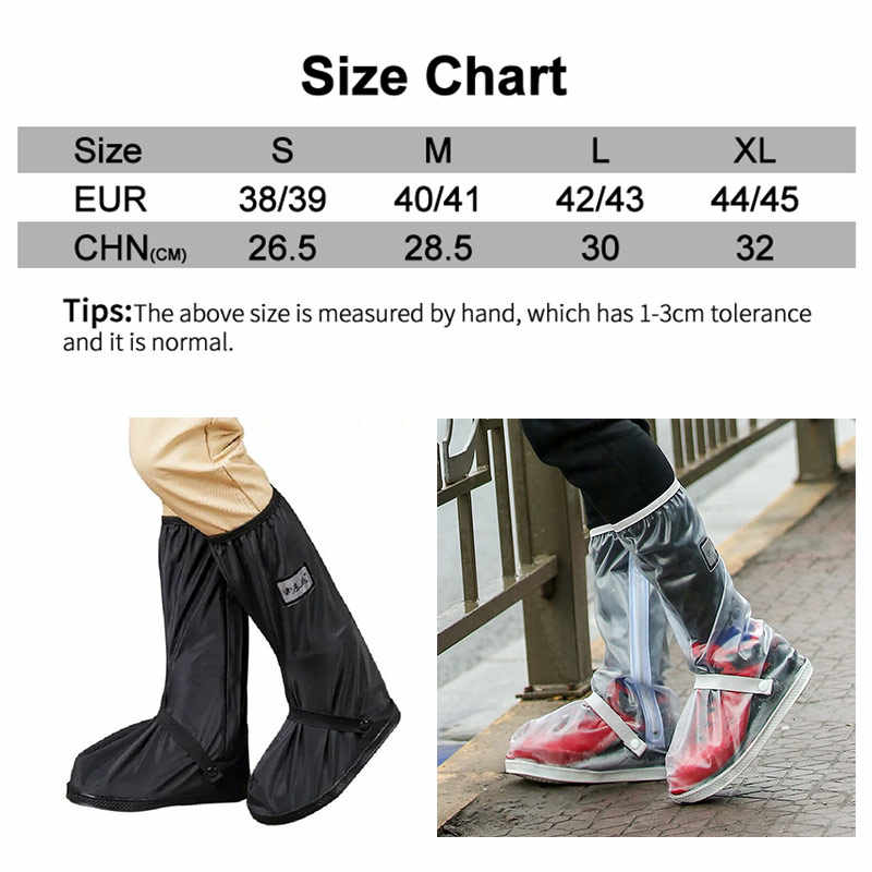 Idyandyans 1 Pair Riding Cycling Shoes Cover/ Mountain Bike Shoe Covers Cycling Shoe Overshoes Protector Warm Boot Cover