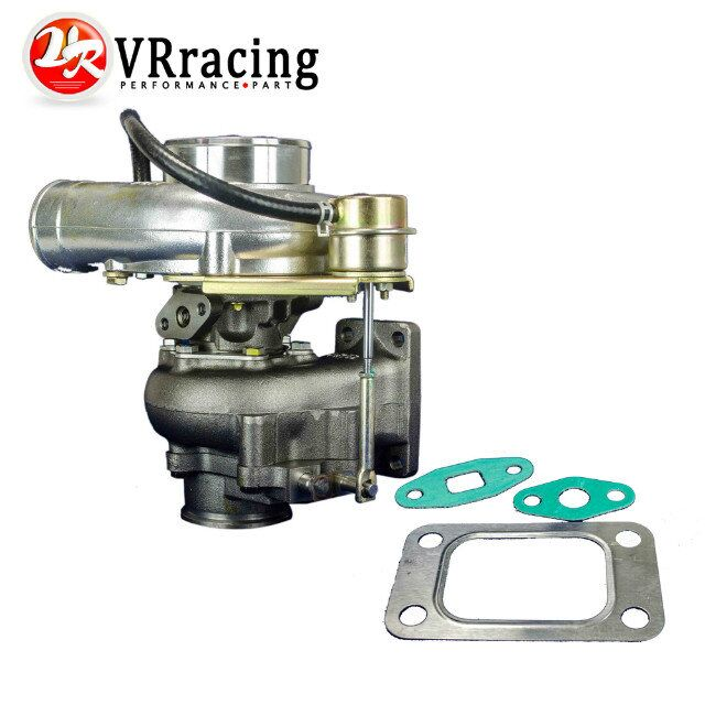 VR RACING-WGT35 GT30 Turbine A/R. 63 Com A/R. 70 T3 bride v-band-79mm TURBO turbocompresseur interne VR-TURBO51