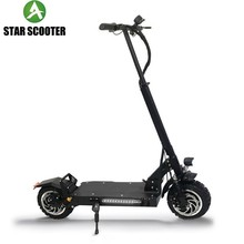 STAR Powerful off road Scooter Electric Skateboard Adult Kick Electric Scooter цена