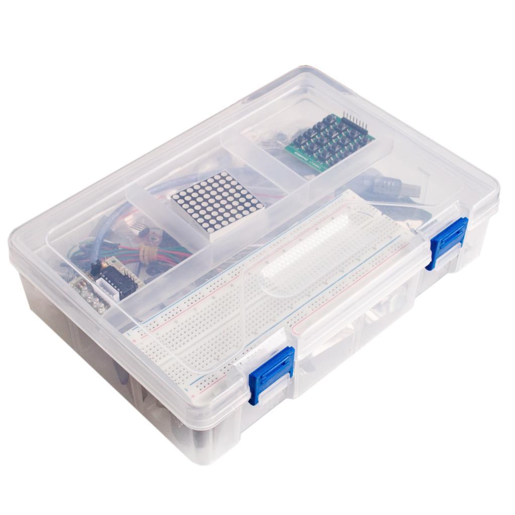 Le plus récent Kit de démarrage RFID pour Arduino UNO R3 version améliorée Suite dapprentissage avec boîte de vente au détail-in Circuits intégrés from Composants électroniques et fournitures on AliExpress