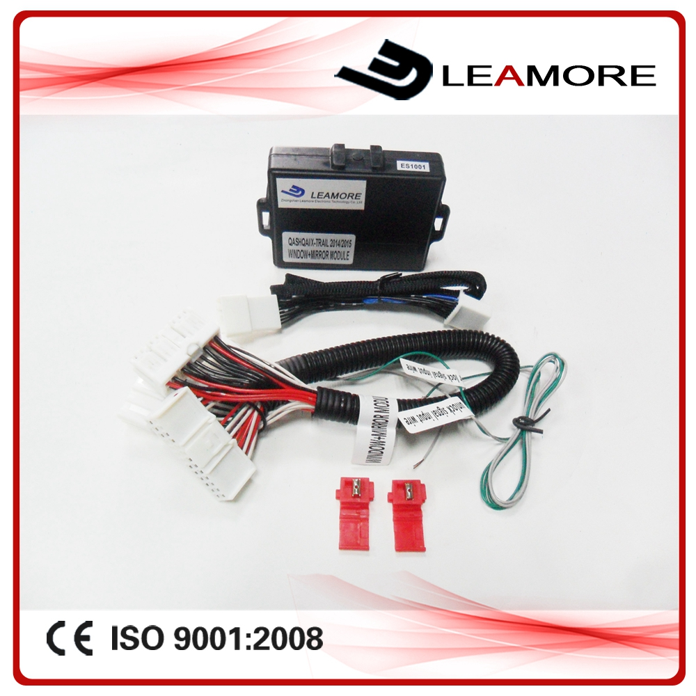 Original car power window closer window closing/opening +mirror  folding/opening for Qashqai/ X TRAIL(2014 2016) upgrade system-in Mirror &  Covers from ...