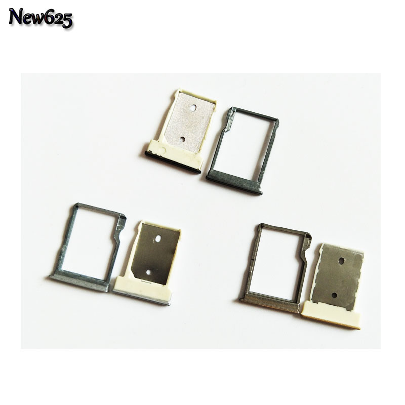 For HTC One M9 Card Tray + SD Card Tray Replacement Parts New Original