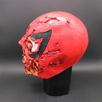 Маска Человек паук зомби 1