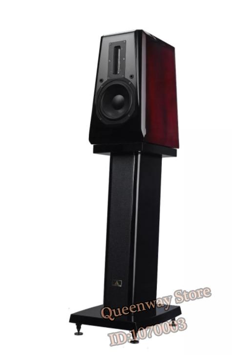 Aurum Cantus Leisure 5 bookshelf speaker HIFI speaker Acoustic speaker 88dB/mW wood speaker 25th anniversary version aurum cantus leisure 5 mkii hifi speaker apr3 2 aluminum belt tweeter 6 5 inch ac165 50ck