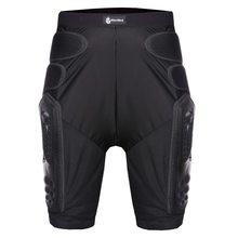 Wolfbike штаны для мотокросса Armor 2XL мотоциклетные штаны мужские гоночные велосипедные штаны защита для бедер колодки брюки для катания на коньках gear Blouson Moto