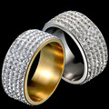 Шамбалы кристалл женщины партия кольцо девушки любят ювелирные изделия 83723