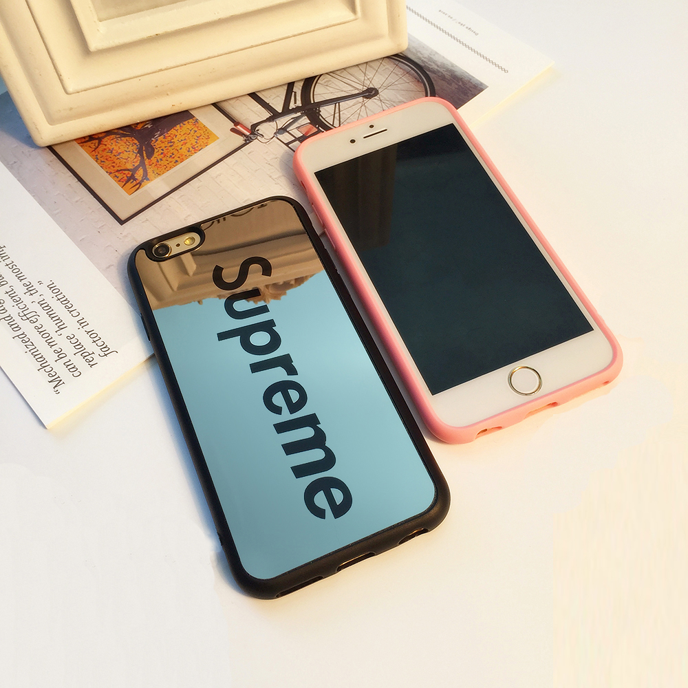 Popular iphone 4 case supreme buy cheap iphone 4 case for Coque iphone 4 miroir