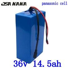 36 v аккумулятора электроскутера 36 v 15ah литиевая батарея 36 V 14.5ah Электрический велосипед батарея использовать телефон panasonic for36V 350 W 500 W мотор