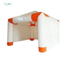 Free Shipping Square Gonfiabile Inflatable Air Supported Structures Trade Show Tent